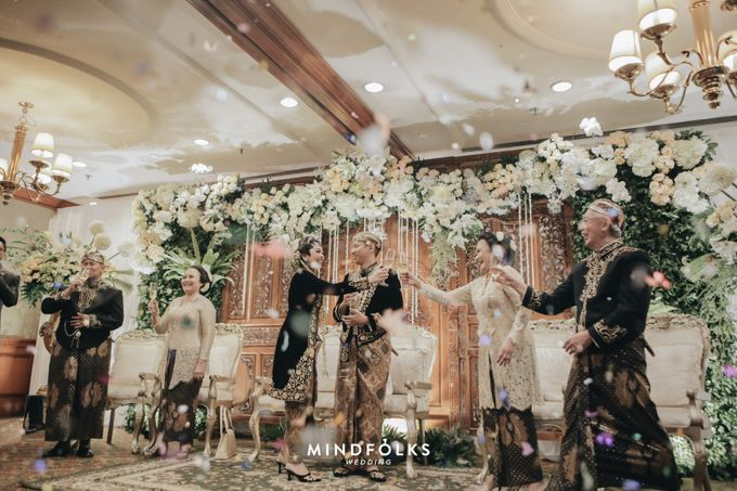 The Wedding of Sisi and Arnaud by MAC Wedding - 019