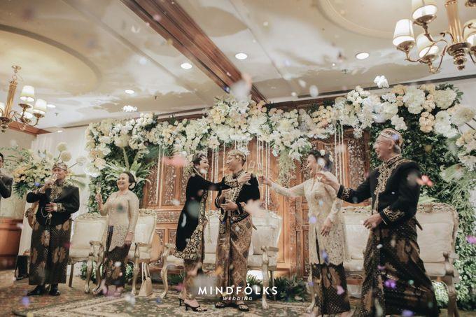 The Wedding of Sisi and Arnaud by MERCANTILE PENTHOUSE WEDDING - 019