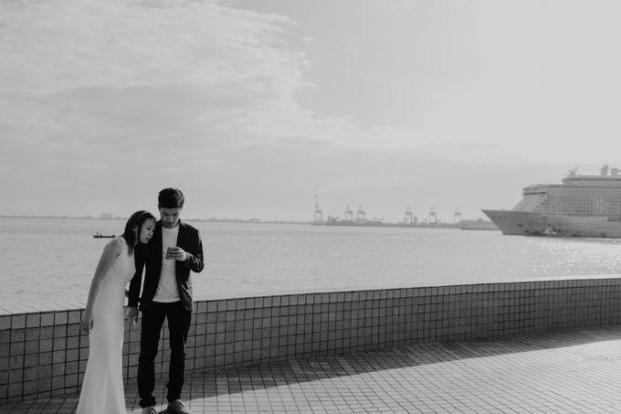 Casual prewedding shoot in Penang by Amelia Soo photography - 022