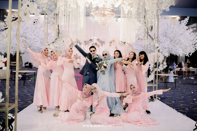 The Wedding of Reza & Fira by alienco photography - 030