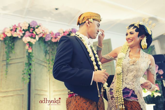 Smitha & Ega Wedding by Adhyakti Wedding Planner & Organizer - 006