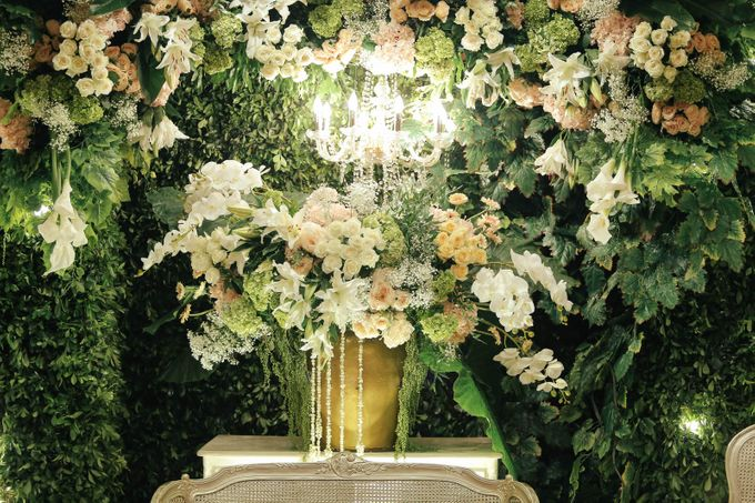Traditional Wedding of Ami & Adi by MERCANTILE PENTHOUSE WEDDING - 009