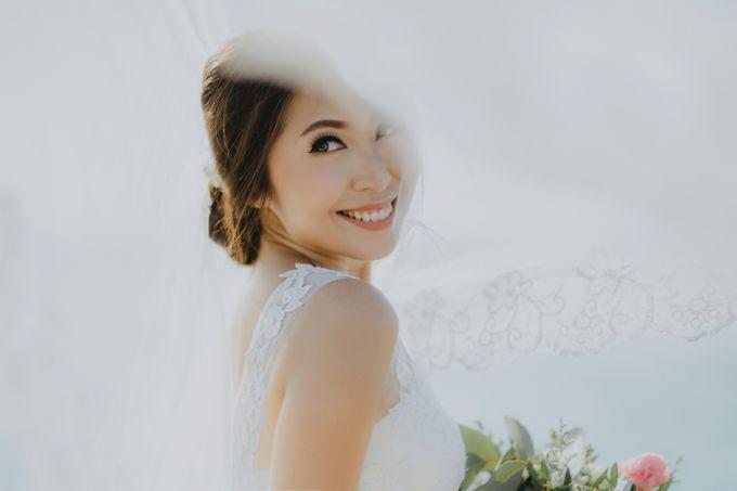 Wedding, Prewedding by CHERIS'H makeup artist - 013