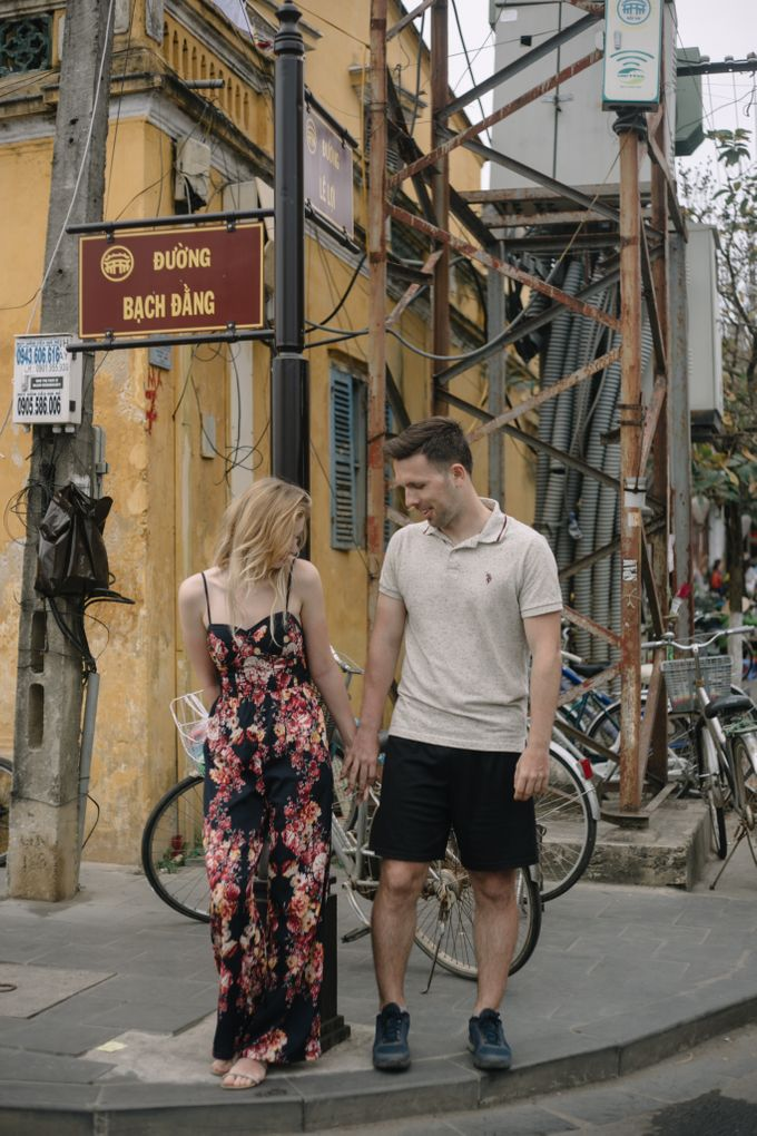Pre wedding Kayla and peter in Hoi An Vietnam by Ruxat Photography - 002