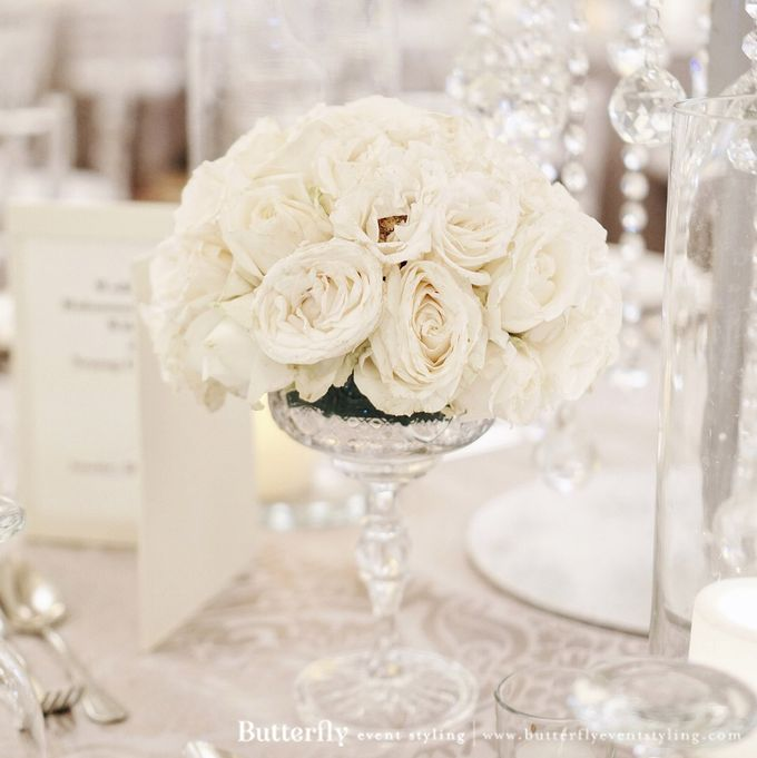 The Wedding of Hananto & Choerunissa by Butterfly Event Styling - 014
