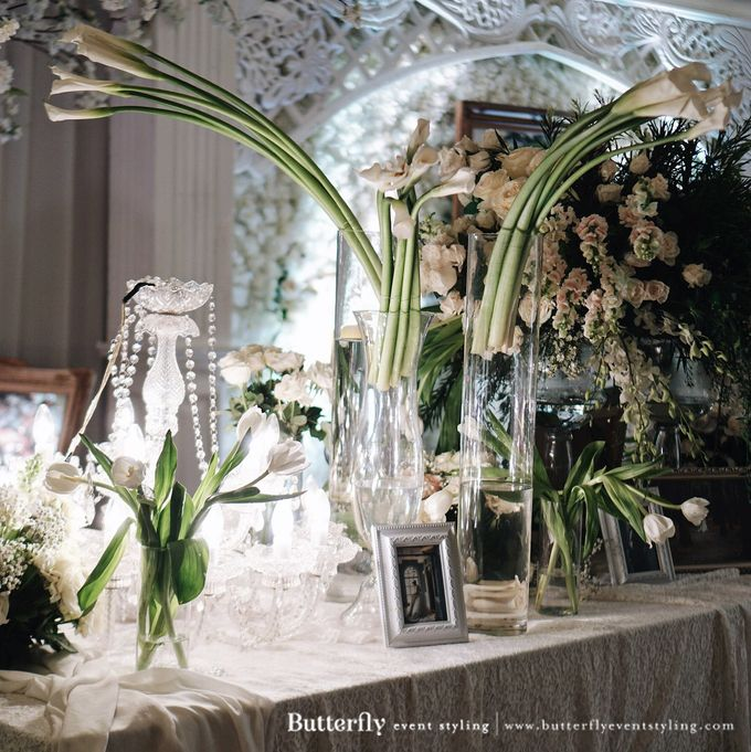 The Wedding of Hananto & Choerunissa by Butterfly Event Styling - 020