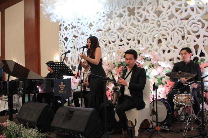 Jazz Entertainment Wedding Millennium Hotel Jakarta - Double V Entertainment by Double V Entertainment - 008