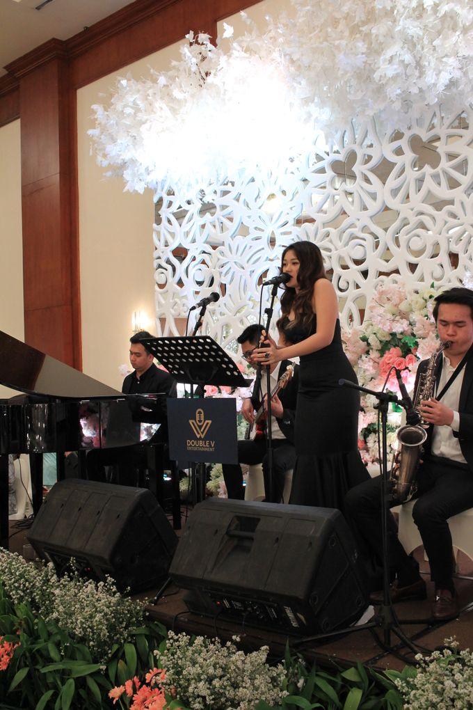 Jazz Entertainment Wedding Millennium Hotel Jakarta - Double V Entertainment by Anthony Stevven - 009