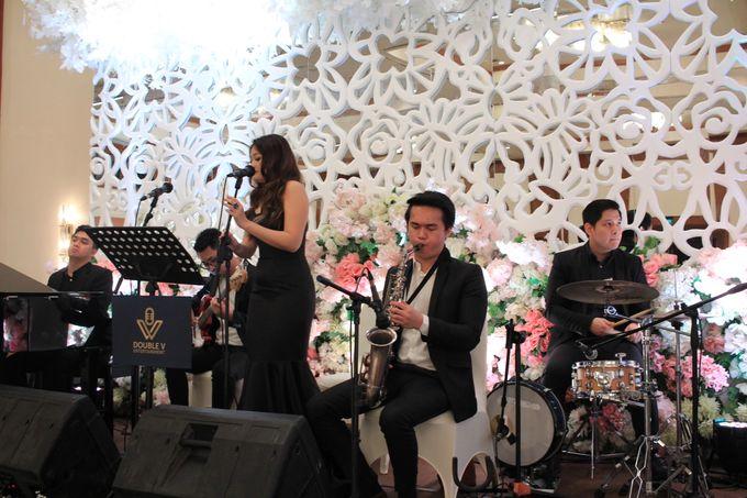 Jazz Entertainment Wedding Millennium Hotel Jakarta - Double V Entertainment by Double V Entertainment - 010