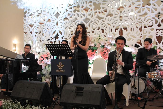Jazz Entertainment Wedding Millennium Hotel Jakarta - Double V Entertainment by Anthony Stevven - 011
