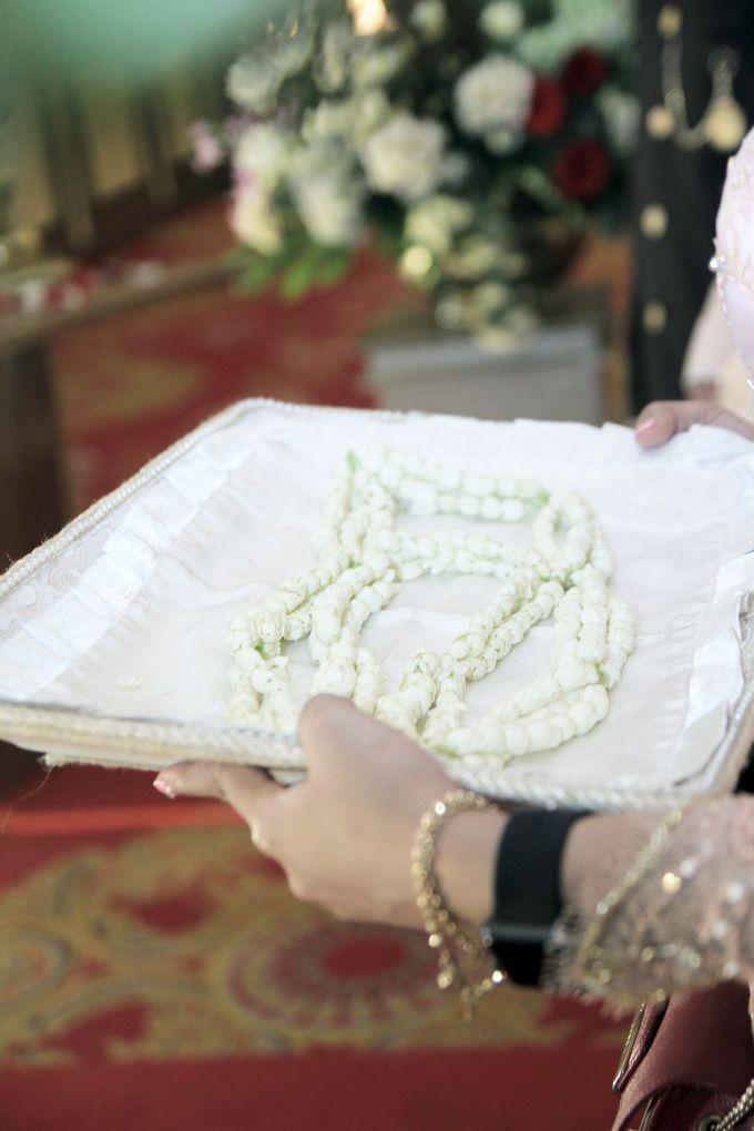 putri & Arif Akad Nikah by Our Wedding & Event Organizer - 001