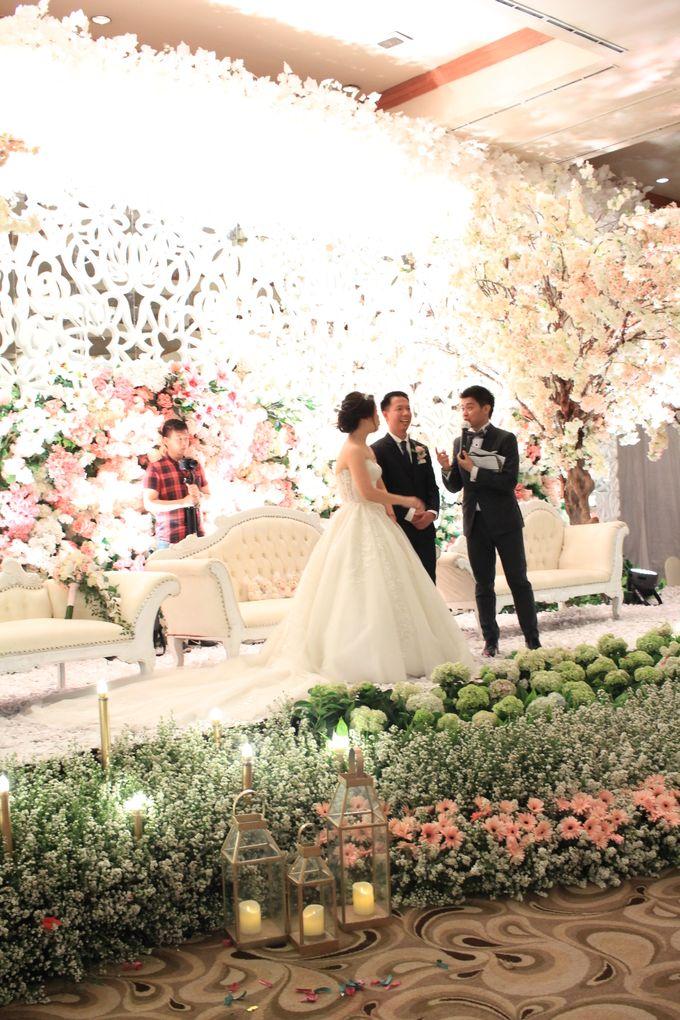 Jazz Entertainment Wedding Millennium Hotel Jakarta - Double V Entertainment by Double V Entertainment - 012