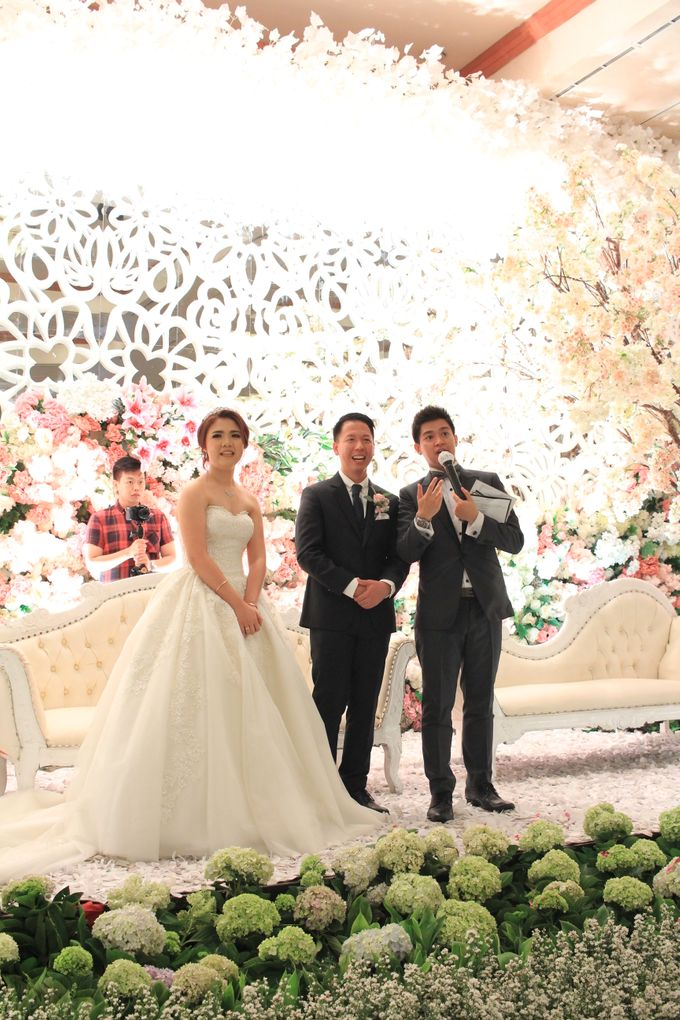 Jazz Entertainment Wedding Millennium Hotel Jakarta - Double V Entertainment by Anthony Stevven - 013