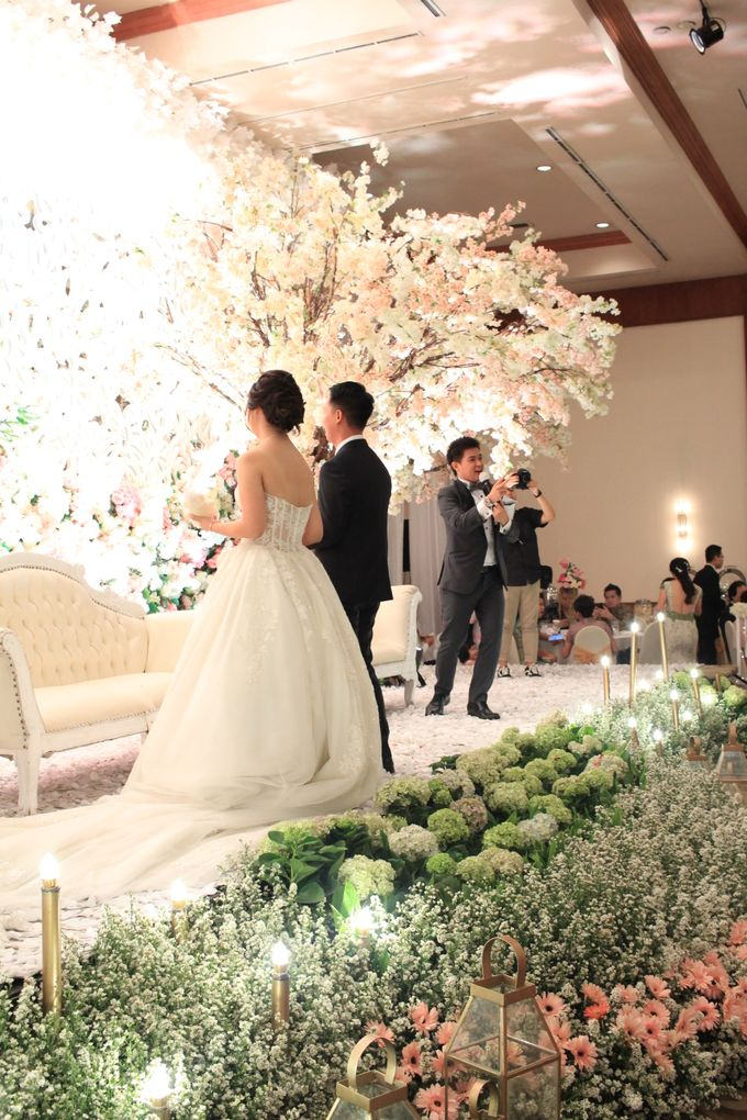 Jazz Entertainment Wedding Millennium Hotel Jakarta - Double V Entertainment by Double V Entertainment - 014