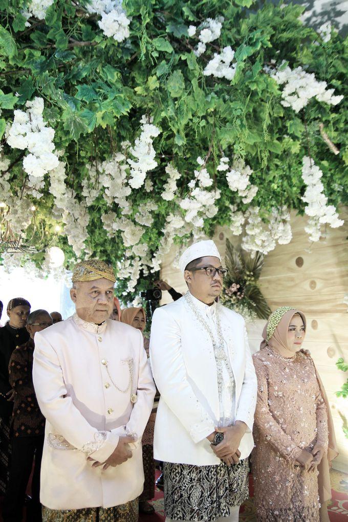 putri & Arif Akad Nikah by Our Wedding & Event Organizer - 004