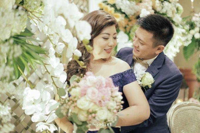 Johana dan Long by MERCANTILE PENTHOUSE WEDDING - 026