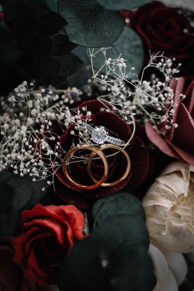 Elopement Vol 1 An Intimate Wedding Styled Shoot by Uncomplicated Weddings & Events - 037