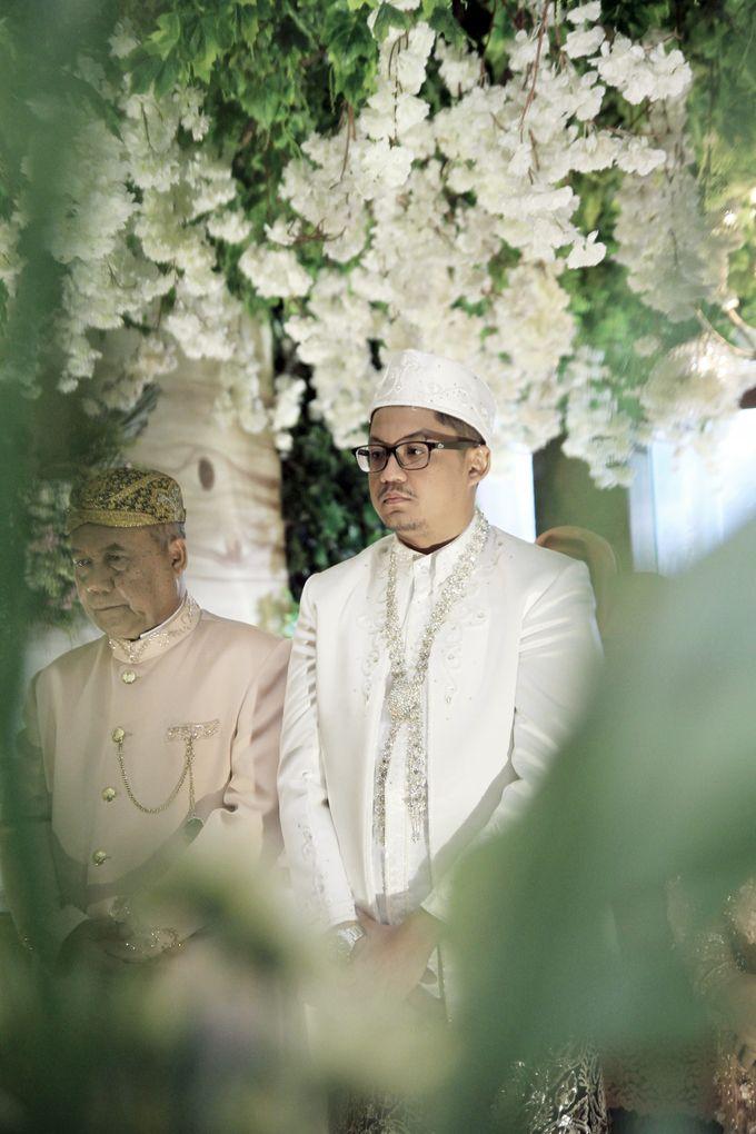 putri & Arif Akad Nikah by Our Wedding & Event Organizer - 005