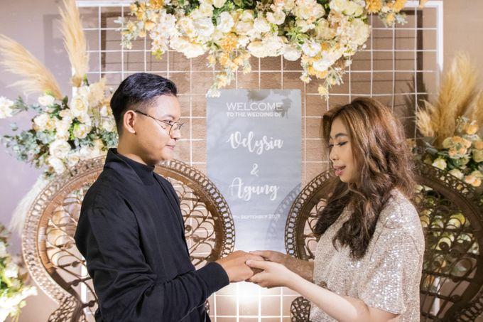 Wedding of Agung & Velysia by Cinestars Film - 006
