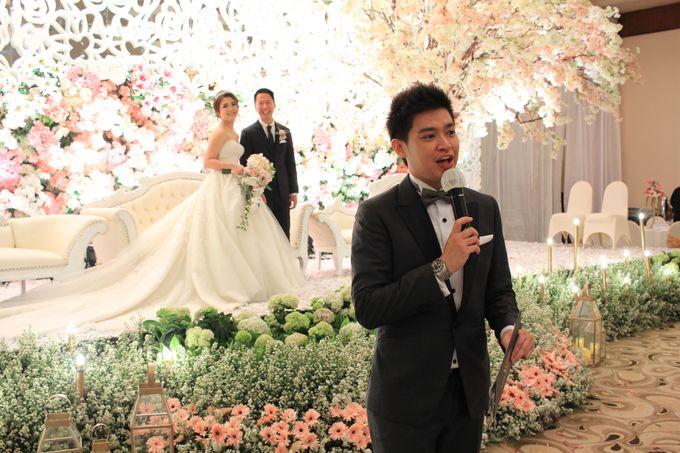 Jazz Entertainment Wedding Millennium Hotel Jakarta - Double V Entertainment by Double V Entertainment - 016