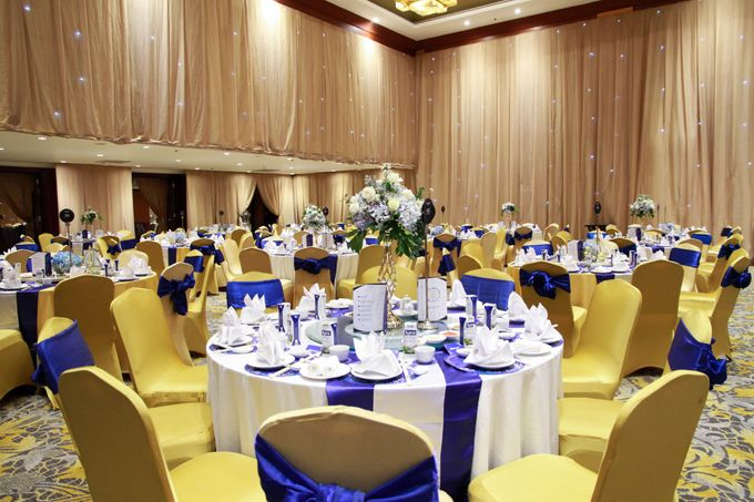 Sambu Group 50th Anniversary by Hotel Borobudur Jakarta - 002