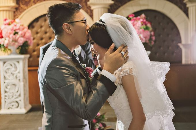 Hotel Borobudur Jakarta - Ferry & Ester by Impressions Wedding Organizer - 013