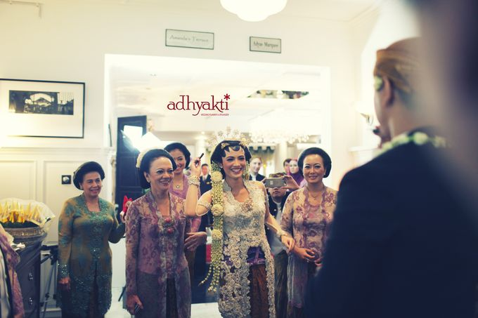 Smitha & Ega Wedding by Adhyakti Wedding Planner & Organizer - 008