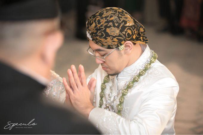 WED CEREMONY FITRI AYU & KENJI by Chandani Weddings - 008