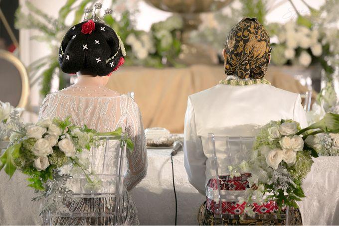 WED CEREMONY FITRI AYU & KENJI by Chandani Weddings - 005