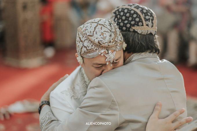 GEDUNG ANTAM WEDDING OF WINNIE & ANAS by alienco photography - 036