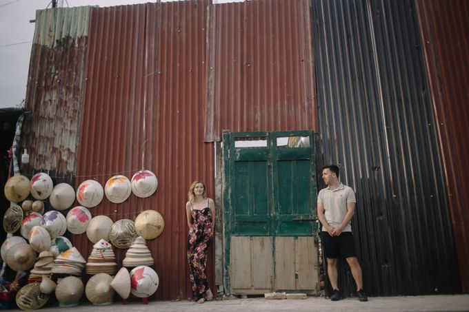 Pre wedding Kayla and peter in Hoi An Vietnam by Ruxat Photography - 009