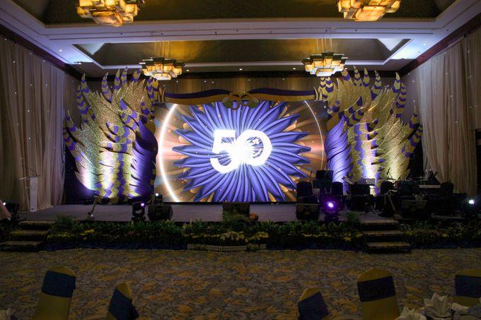 Sambu Group 50th Anniversary by Hotel Borobudur Jakarta - 001