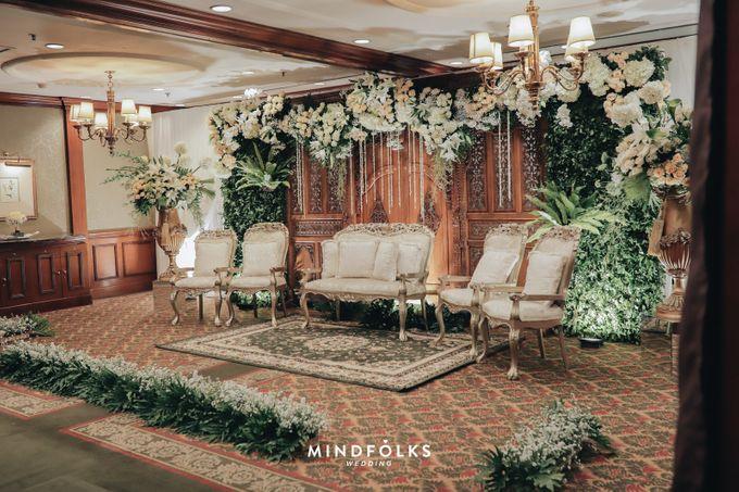 The Wedding of Sisi and Arnaud by MERCANTILE PENTHOUSE WEDDING - 020