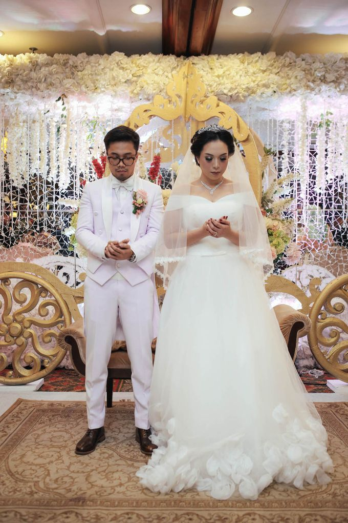 Wedding of Ivan dan Syifa by MERCANTILE PENTHOUSE WEDDING - 012