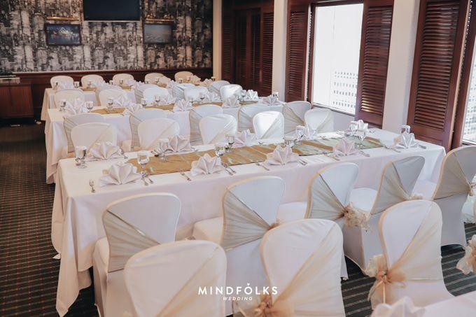The Wedding of Sisi and Arnaud by MAC Wedding - 021