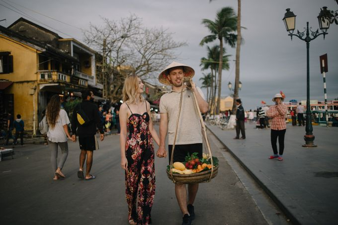 Pre wedding Kayla and peter in Hoi An Vietnam by Ruxat Photography - 013