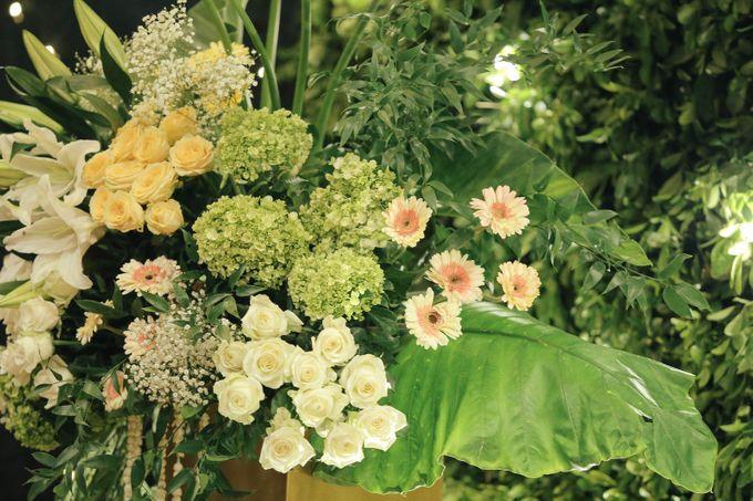 Traditional Wedding of Ami & Adi by MERCANTILE PENTHOUSE WEDDING - 014
