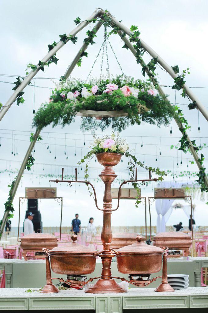 Outdoor wedding Bianda and Dhika by DASA Catering - 001