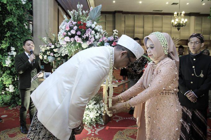 putri & Arif Akad Nikah by Our Wedding & Event Organizer - 008