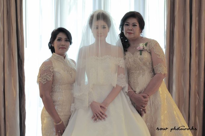 The Wedding of Andree & Risa by FROST Event Designer - 035