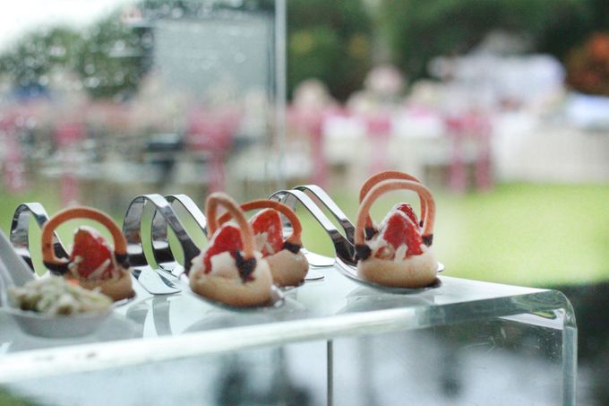 Outdoor wedding Bianda and Dhika by DASA Catering - 004
