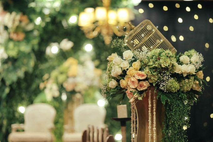 Traditional Wedding of Ami & Adi by MERCANTILE PENTHOUSE WEDDING - 016