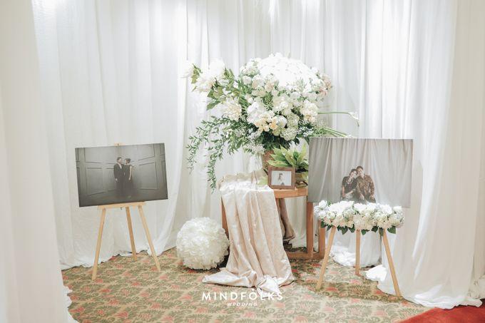 The Wedding of Sisi and Arnaud by MERCANTILE PENTHOUSE WEDDING - 022
