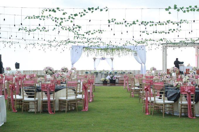 Outdoor wedding Bianda and Dhika by DASA Catering - 007