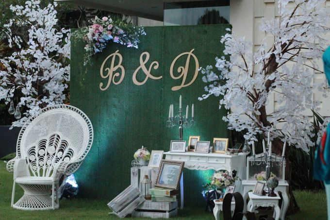 Outdoor wedding Bianda and Dhika by DASA Catering - 008