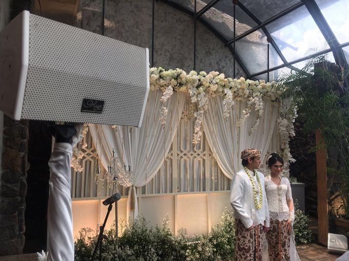 Yudha & Sasha Wedding by APH Soundlab - 005