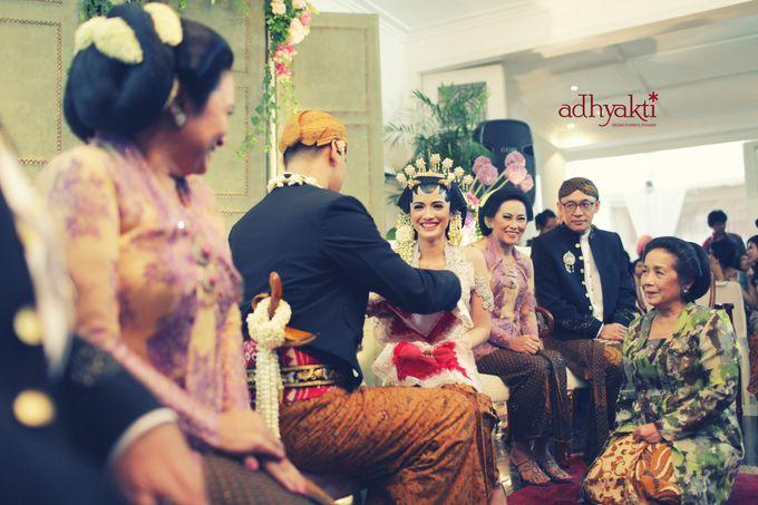 Smitha & Ega Wedding by Adhyakti Wedding Planner & Organizer - 010