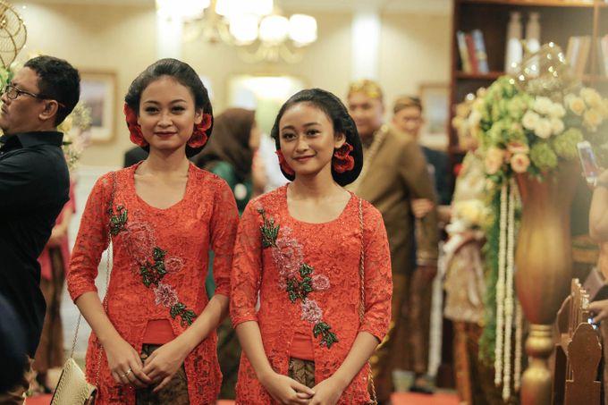 Traditional Wedding of Ami & Adi by MERCANTILE PENTHOUSE WEDDING - 019