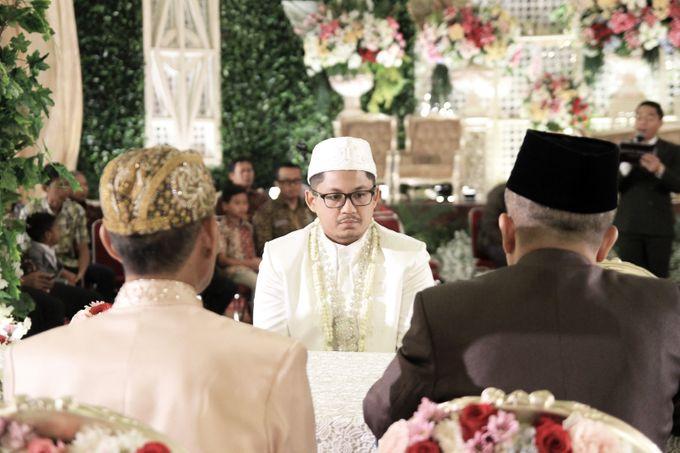 putri & Arif Akad Nikah by Our Wedding & Event Organizer - 009