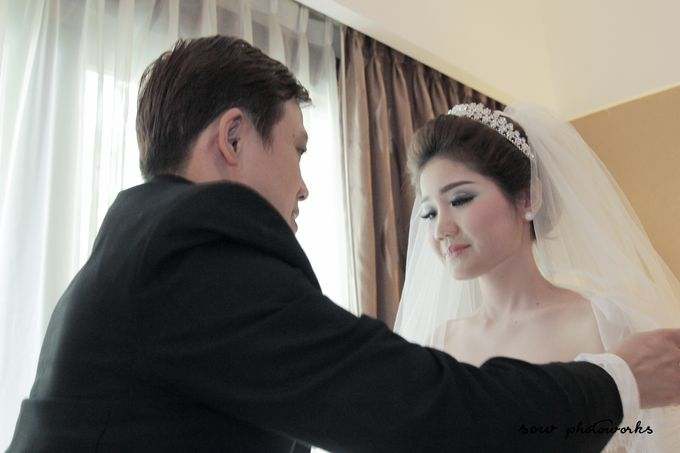 The Wedding of Andree & Risa by FROST Event Designer - 036